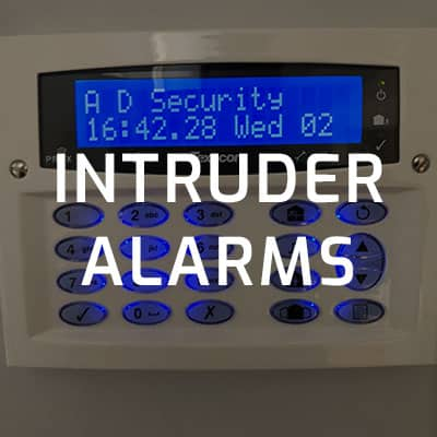 Intruder Alarm Installers In Brentwood, Essex